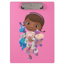 Doc McStuffins | Sharing the Care Clipboard