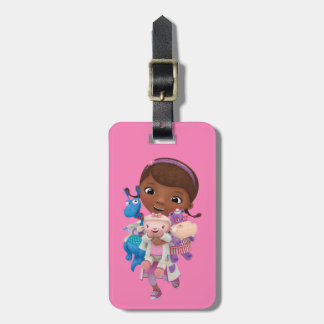 Doc McStuffins | Sharing the Care Luggage Tag