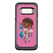 Doc McStuffins | Sharing the Care OtterBox Commuter Samsung Galaxy S8 Case