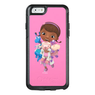 Doc McStuffins   Sharing the Care OtterBox iPhone 6/6s Case