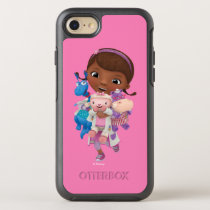 Doc McStuffins | Sharing the Care OtterBox Symmetry iPhone 7 Case