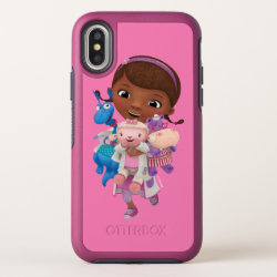 OtterBox Apple iPhone X Symmetry Case with Inside Out's Joy design