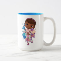 Doc McStuffins | Sharing the Care Two-Tone Coffee Mug