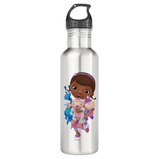 Doc McStuffins | Sharing the Care Water Bottle