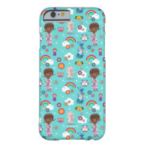 Doc McStuffins | The Care Team Pattern Barely There iPhone 6 Case