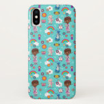 Doc McStuffins | The Care Team Pattern iPhone X Case