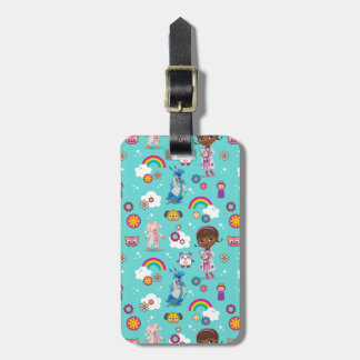 Doc McStuffins | The Care Team Pattern Luggage Tag