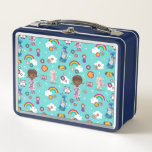 Doc McStuffins | The Care Team Pattern Metal Lunch Box