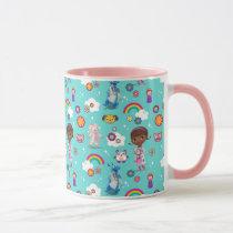 Doc McStuffins | The Care Team Pattern Mug