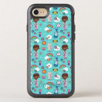 Doc McStuffins | The Care Team Pattern OtterBox Symmetry iPhone 7 Case