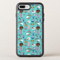 Doc McStuffins | The Care Team Pattern OtterBox Symmetry iPhone 7 Plus Case