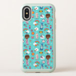 Doc McStuffins | The Care Team Pattern OtterBox Symmetry iPhone X Case