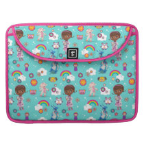 Doc McStuffins | The Care Team Pattern Sleeve For MacBook Pro