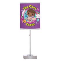 Doc McStuffins | The Care Team Table Lamp