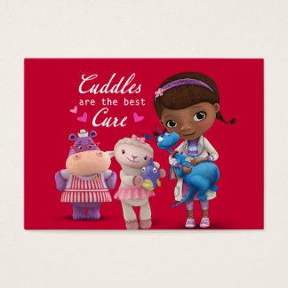 Doc McStuffins | Valentine's Day 100pk Card