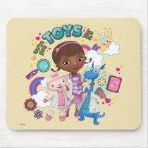 Doc McStuffins | We've Got Toys to Fix Mouse Pad