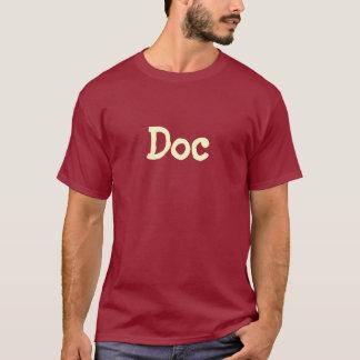 """Doc"" T-Shirt (Maroon)"