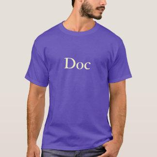"""Doc"" T-Shirt (Purple)"