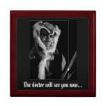 Doc will see U now - Medical Gift Box