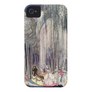 Doce princesas de baile de Kay Nielsen iPhone 4 Cárcasas