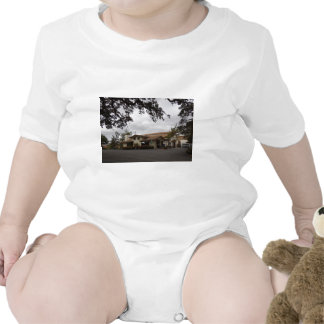 Doce Robles During Harvest Season Baby Bodysuit