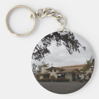 Doce Robles During Harvest Season Keychain