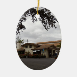 Doce Robles During Harvest Season Christmas Ornament