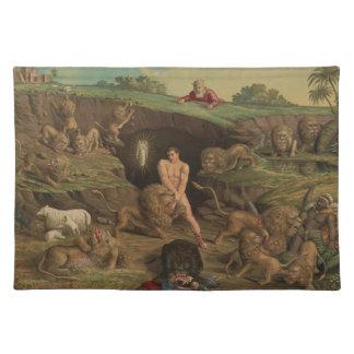 Doce tentaciones Daniel en la guarida de los Manteles