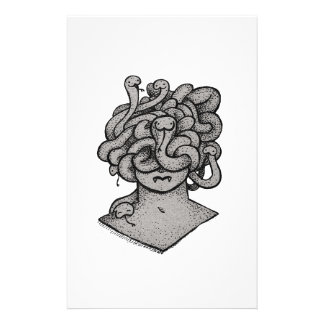 Docile Medusa Stationery