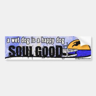 Dock dog bumper sticker - Soul Good