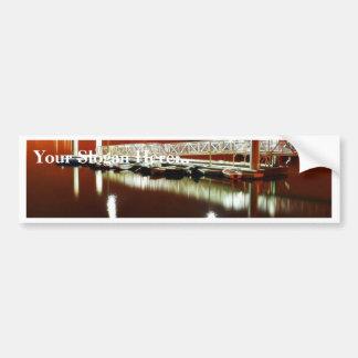Dock In San Diego Bay Bumper Stickers