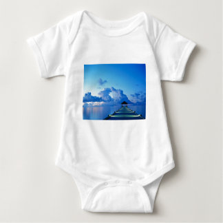 Dock.jpg Baby Bodysuit