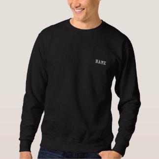 Dock Master Marina Basic Sweatshirt Black