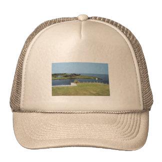 Dock on the Water Trucker Hat