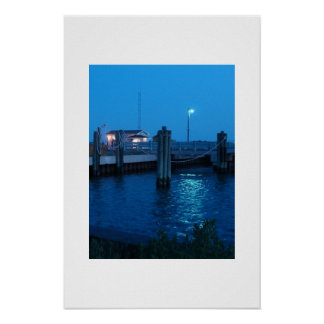 Dock Poster