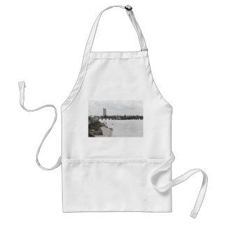 dock silo river shore ft pierce florida adult apron