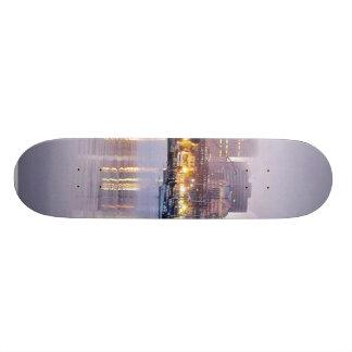 Dock Town Custom Skate Board