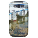 Docked Boats In Water, Nautical Photography Galaxy S3 Cover