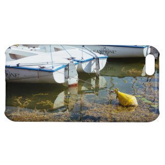 Docked Boats In Water, Nautical Photography iPhone 5C Case