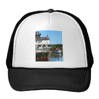 Docked Trucker Hat