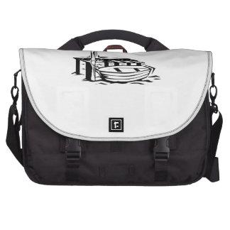Docked Rowboat Commuter Bag