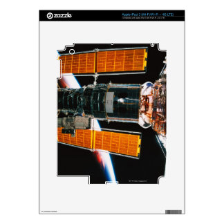 Docked Satellite Decal For iPad 3