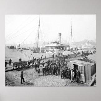 Docker In Pay: 1905 Poster