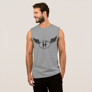 Docker man holy fitness sleeveless shirt