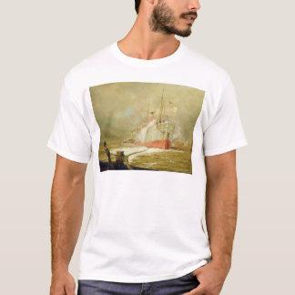 Docking a Cargo Ship T-Shirt