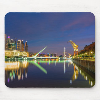 Docklands Bsas Mouse Pad