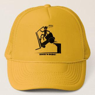 Dockn' DUDE-1 Trucker Hat