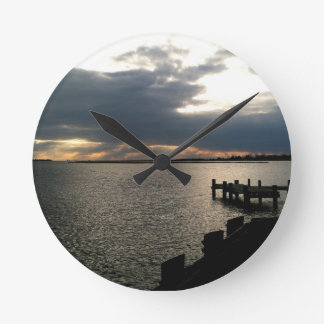 Docks Wall Clocks