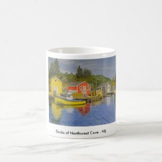 Docks of Northwest Cove - NS Coffee Mug