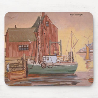 Dockside Mouse Pad